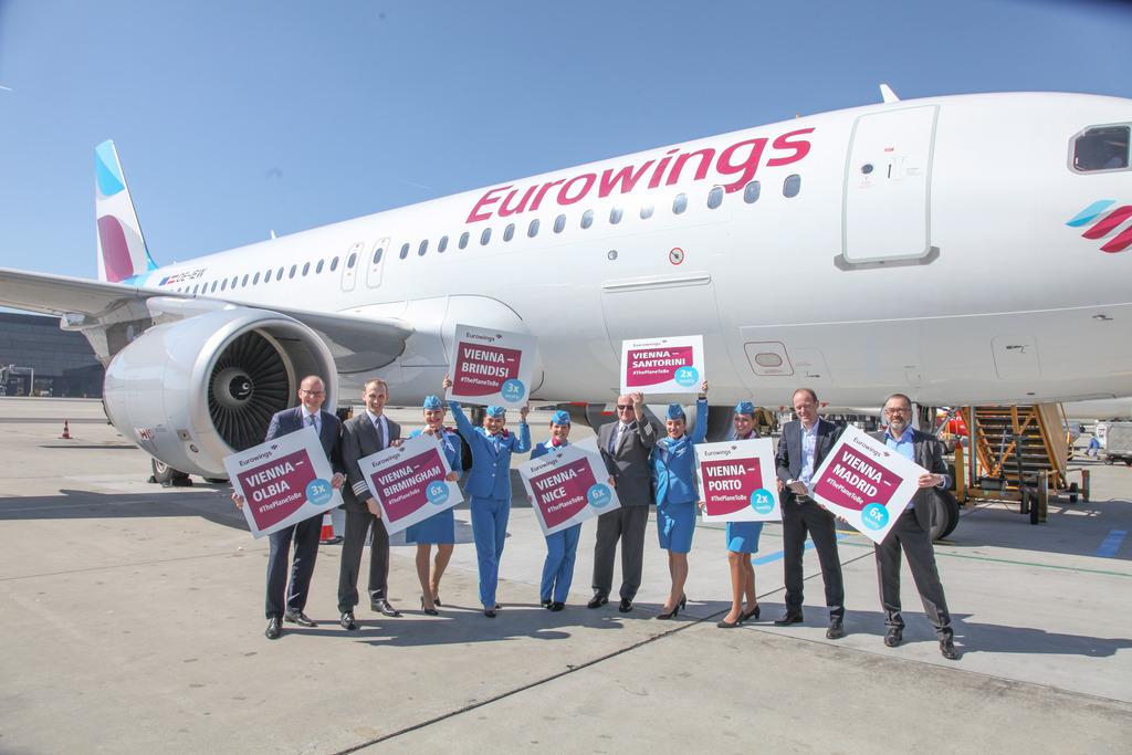 Neuer Flugplan Neue Ziele In Europa Schwechat