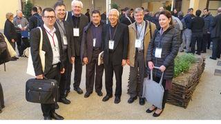 Vertreter der Tiroler Diözesen nahmen an der Tagung teil.