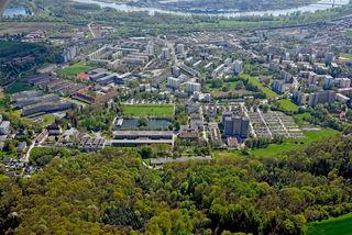 Das Stadtviertel Dornach-Auhof soll mit einer Modernisierung noch attraktiver werden.