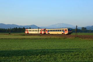 Die Erlauftalbahn wird nun mit neuen Gleisanlagen ausgestattet, weshalb ein Schienenersatzverkehr eingerichtet werden muss.