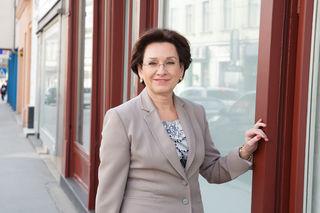 In Döbling ist Margarete Kriz-Zwittkovits als Bezirks-Expertin im Einsatz.