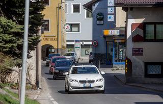 Besonders in den Sommermonaten leidet Sillian unter dem starken Durchzugsverkehr.