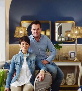 Sabine und Walter Golob