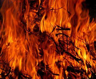 Keine Osterfeuer heuer in Klagenfurt – aufgrund der Trockenheit hat die Stadt ein Verbot ausgesprochen.