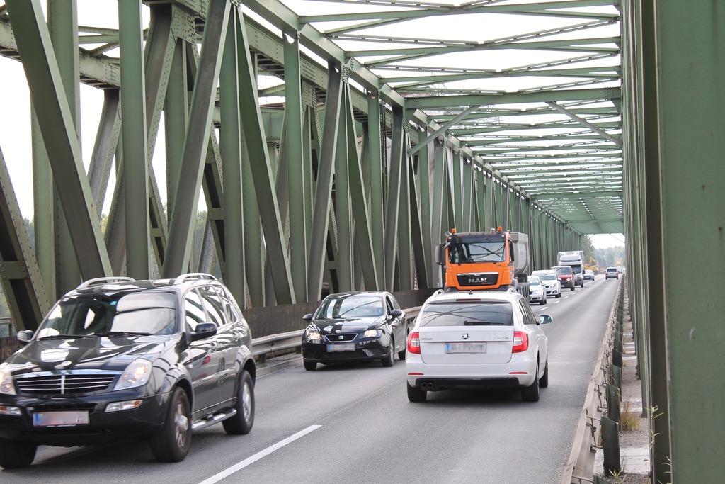 Startschuss für den Ideenwettbewerb: Teilen Sie uns Ihre Lösungsvorschläge für die Zeit der Totalsperre der Donaubrücke Mauthausen im Jahr 2018 mit.