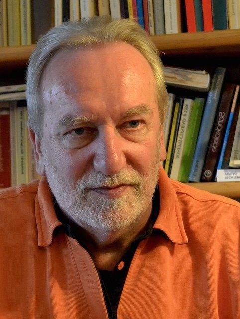 Initiator ist der Alsergrunder Autor Friedrich Hahn.