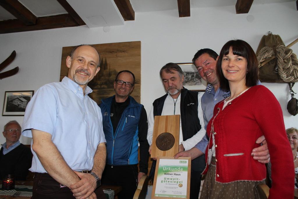 Serfaus Erneute Auszeichnung Fur Das Kolner Haus Landeck