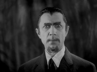 """Bela Lugosi als """"Legendre"""" im Film von 1932."""