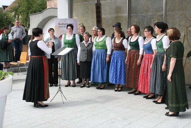 Gro St. Florian in Deutschlandsberg - Thema auf entrance-test.com