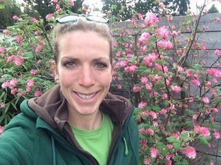 """Marie-Therese Gruber hat sich mit """"Garten Gruber"""" einen Traum erfüllt."""