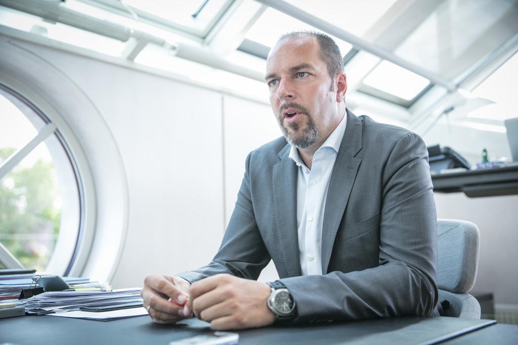 """""""Es wird keine Kündigungswelle geben."""" Jürgen Roth zum Sparkurs in der Wirtschaftskammer."""