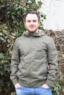 Meteorologe Manuel Weber aus Oberedlitz.