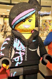 Lego, 3D-Figur, Graz, Murpark, Ausstellung, Lego Ninjago Figur
