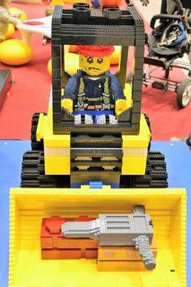 Lego-Ausstellung, Graz, Murpark