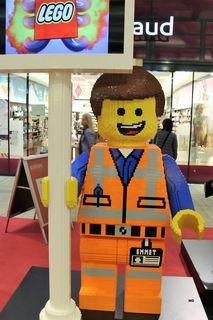 Lego, 3D-Modell, Graz, Murpark