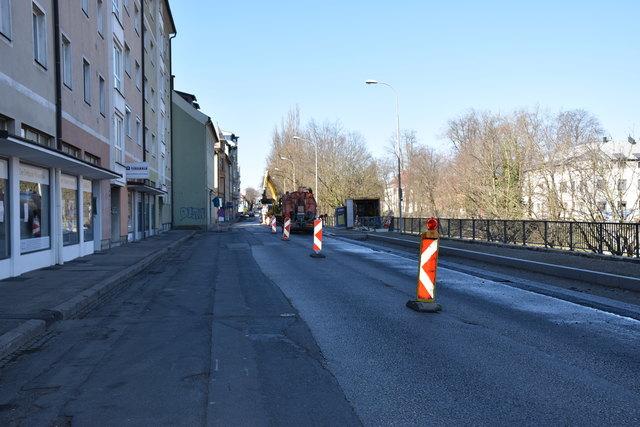 Jetzt ist es beschlossen: Die Busbuchten in der Villacher Straße fallen im Zuge der Sanierung weg. Künftig werden Busse direkt auf der Fahrbahn halten