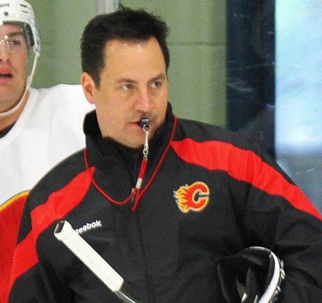 Troy Ward ist neuer Trainer der Black Wings.