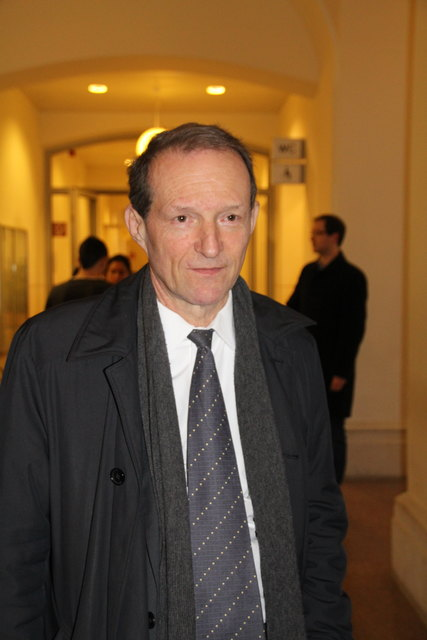 Verteidiger Dr Wolfgang Blaschitz