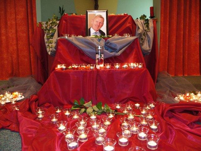 Gedenkfeier für beliebten Rosenheim-Direktor Viktor Spitzer abgehalten.