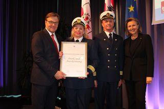 SCHWAZ: 130 Jahre: Achenseeschifffahrt GmbH, Kapitäns Pichler und Neuhauser, Binnenschifffahrt, Feb.-Dez., 6 Schiffe