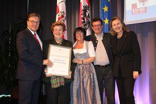 KB: 60 Jahre: Vital-Landhotel Schermer, in Westendorf