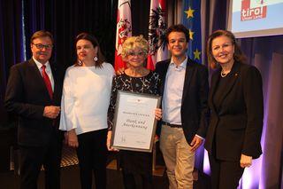 LIENZ: 60 Jahre: Rossbacher Ges.m.b.H., in Lienz, eines der umsatzstärksten Unternehmen Tirols