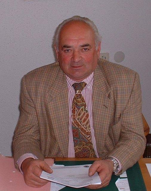 Johann Ramharter verstarb am Ostermontag.