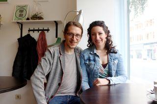 """Klara Steinhauser und Dieter Hörmann """"trauen sich"""": Am 3. Mai stehen sie gemeinsam auf der Bühne und bald läuten die Hochzeitsglocken."""