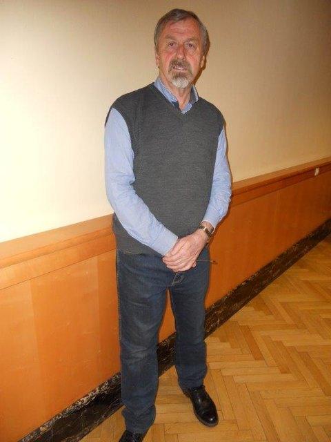 Prof. Ernst Lasnik hielt in Voitsberg einen Vortrag.