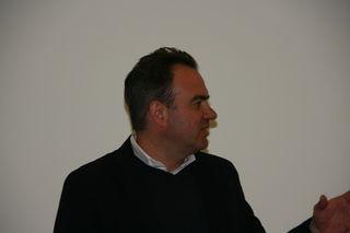 DI Robert Krasser (SIR) moderierte den Abend