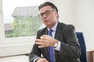Klaus Gasteiger begrüßt neues Kommunalinvestitionsgesetz.