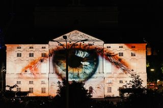 Große Augen werden die Besucher des Klanglichts 2017 in Graz machen.
