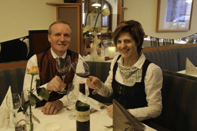 Bernhard Wasserbacher hat den Betrieb 1984 von seinen Eltern übernommen