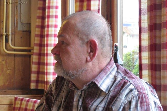 Heinz Moser hat das Treffen einberufen