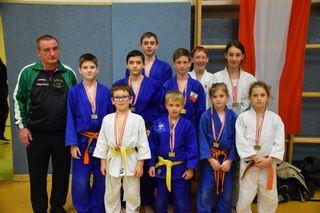 Die Judo-Kids aus dem Salzkammergut holten bei den ASKÖ-Landesmeisterschaften zahlreiche Medaillen.