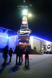 Das empire in St. Martin ist am 6. Mai Schauplatz des ersten Disco-Gottesdienstes.