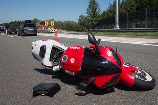 Unfall ohne Fremdeinwirkung. (Symbolfoto)