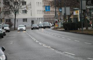 Am Alsergrund will man die Fahrspuren auf der Rossauer Lände reduzieren. Das hätte massive Auswirkungen auf die Nachbarbezirke.