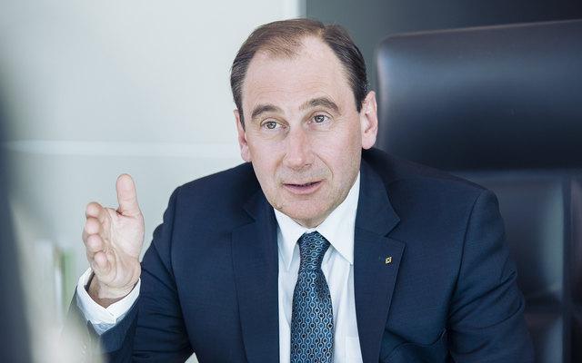 Zieht zufrieden Bilanz: RLB-General Martin Schaller