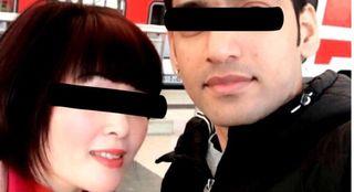 Das Opfer und der mutmaßliche Täter auf einem gemeinsamen Facebook-Foto