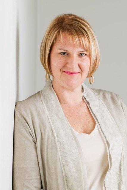Helga Krismer, Klubobfrau und Landessprecherin der Grünen