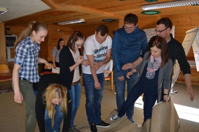 38 Landjugendliche nahmen an den verschiedenen Workshops teil.