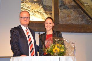 Neuer Vizebürgermeister, neue Stadträtin: Christian Gratzl, Sonja Seifried.