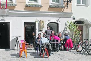 Klein, aber oho: Im muto in der Linzer Altstadt werden kreative Gerichte auf hohem Niveau gezaubert. Zu Mittag gibt es auch preiswerte Menüs.