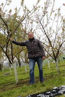 Scharnböck bleibt auch weiterhin als Obstbauer tätig.