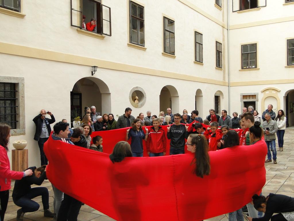 Demokratie als Kunstprojekt