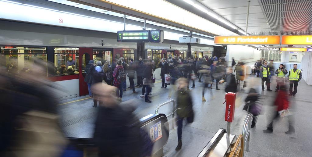 Wiener Linien Suchen Musiker Für U Bahn Stationen Wien