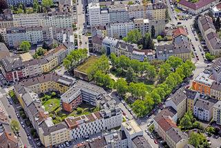 Die Bürgerinitiative kämpft für den Erhalt des Andreas-Hofer-Parks.