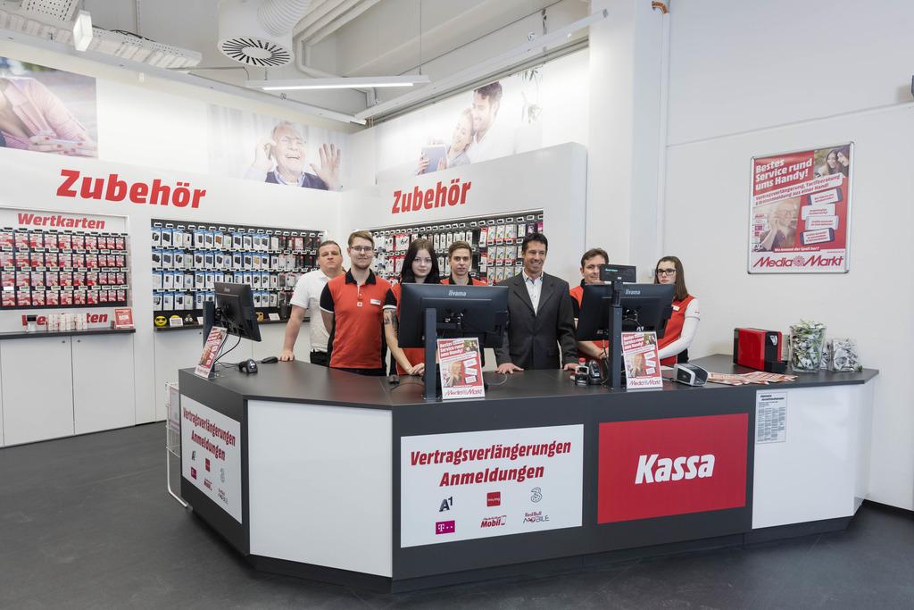 Mediamarkt Sd Karte.Neuer Mobile Shop Von Mediamarkt In St Lorenzen Bruck An