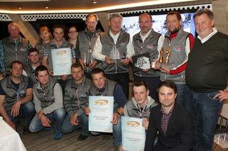 Das Kreischberg-Team. Foto: KK